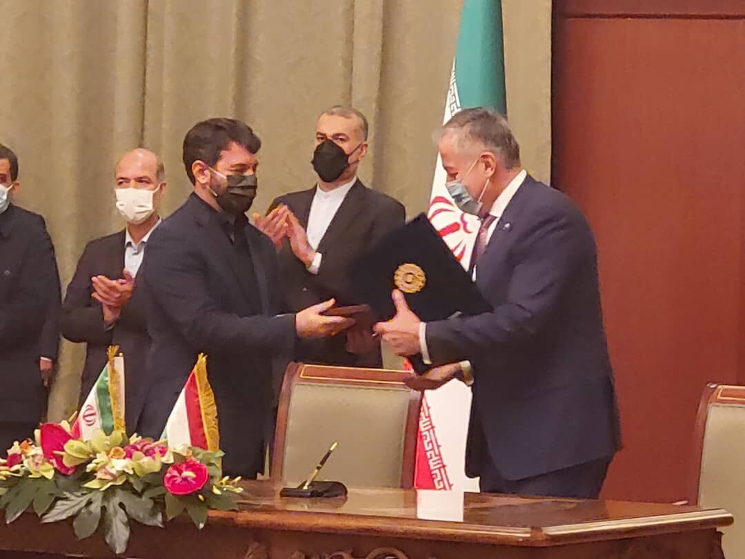 Iran, Tajikistan cooperate to absorb joint foreign investments